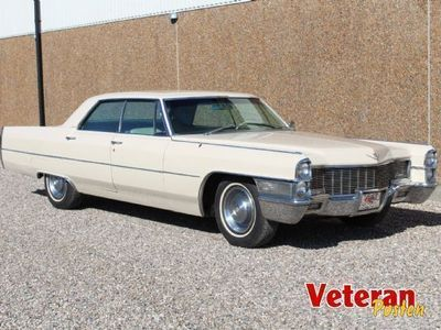 brugt Cadillac Deville 1965