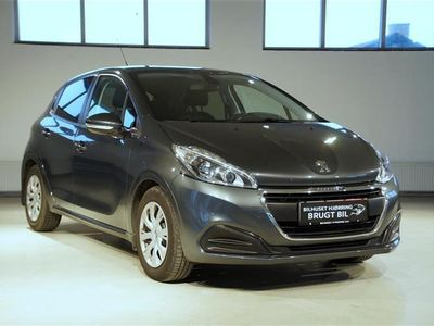 brugt Peugeot 208 1,6 BlueHDi Chili Plus 100HK 5d