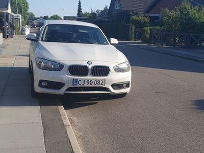 brugt BMW 118 2.0 150 HK Sport Line