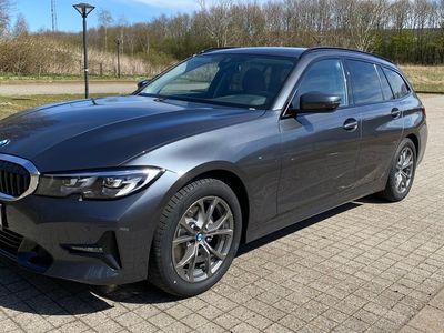 brugt BMW 320 2.0 190 HK Advantage