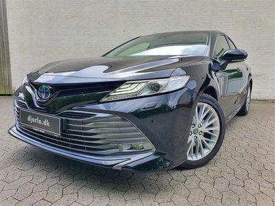 brugt Toyota Camry 2.5 Hybrid (218hk) Sedan aut. gear H3 Executive