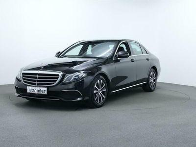 brugt Mercedes E300 2,0 D Business 9G-Tronic 245HK 9g Aut. A