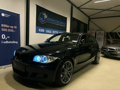 brugt BMW 120 d Advantage Steptr.
