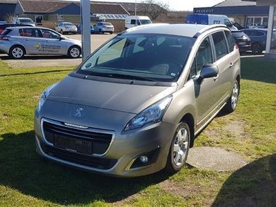 brugt Peugeot 5008 1,6 HDI Style 114HK 6g