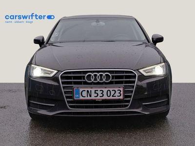 brugt Audi A3 Sportback 1,6 TDI Ultra Attraction 110HK 5d 6g