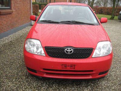 brugt Toyota Corolla Linea Terra 1,6 VVTI