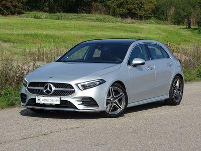 brugt Mercedes A220 2,0 AMG Line aut. 4-M