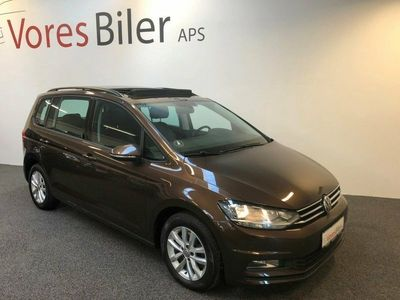 usado VW Touran 2,0 TDi 150 Highline DSG 7prs