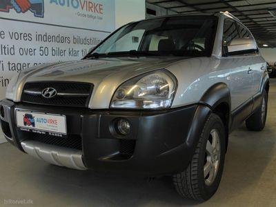brugt Hyundai Tucson 2,0 City GLS 2WD 141HK 5d