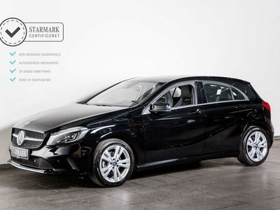 used Mercedes A200 1,6 Edition aut.