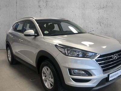 brugt Hyundai Tucson 1,6 CRDi Value+ 136HK Van 6g