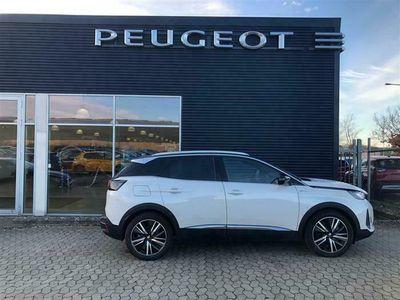 brugt Peugeot 3008 1,6 PureTech GT Pack AWD EAT8 300HK 5d 8g Aut.