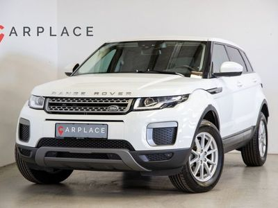 brugt Land Rover Range Rover evoque 2,0 TD4 150 Pure aut.