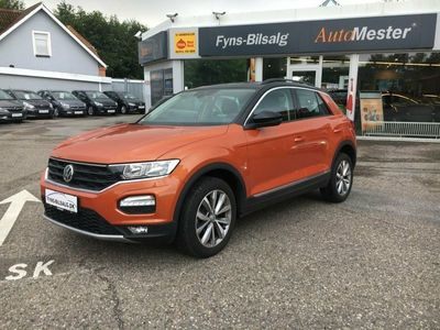 second-hand VW T-Roc 1,5 TSi 150 Style