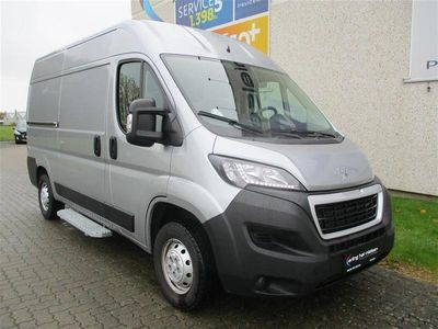 brugt Peugeot Boxer 330 L2H1 2,2 BlueHDi Premium 140HK Van 6g 18km/l