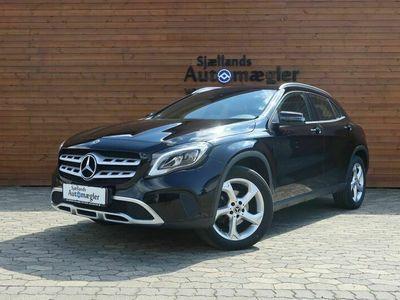 brugt Mercedes GLA200 d 2,2 aut.