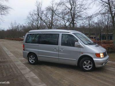 brugt Mercedes Vito 112 2,2 CDI 122HK