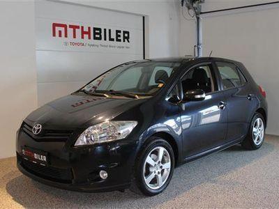 used Toyota Auris 1,6 VVT-I T2 a/c M/M 132HK 5d