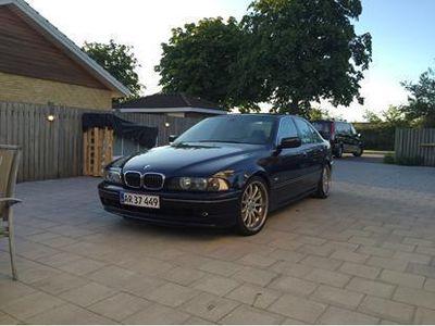 brugt BMW 540 4,4 E39 Evt. Bytte