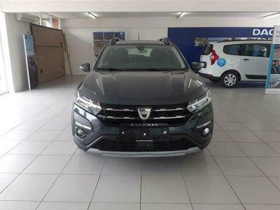 brugt Dacia Sandero 1,0 Tce Stepway Comfort CVT 90HK 5d Aut.