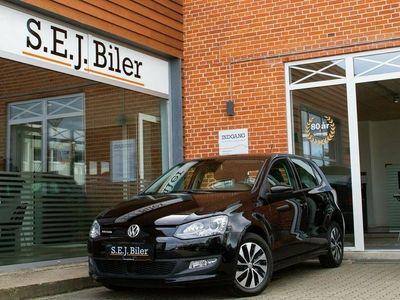 brugt VW Polo 1,0 TSi BlueMotion DSG 95HK aut 5d