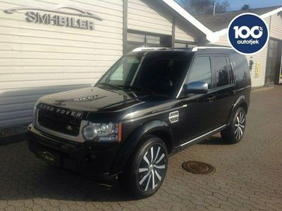 brugt Land Rover Discovery 4 3,0 SDV6 HSE aut. Van