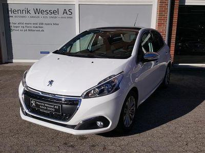 brugt Peugeot 208 1,2 e-THP Sport 110HK 5d A+