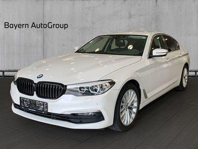 brugt BMW 520 d 2,0 Connected aut.