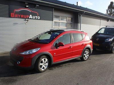 gebraucht Peugeot 207 Outdoor 1,6 HDi 109 Premium SW