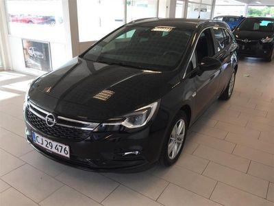 brugt Opel Astra Sports Tourer 1,4 Turbo ECOTEC Impress 150HK Stc 6g