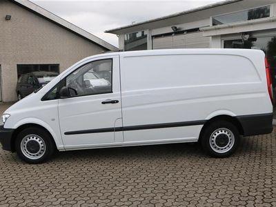 brugt Mercedes Vito 113 L 2,1 CDI Standard 136HK Van 6g