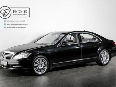 brugt Mercedes S350 3,0 CDi aut. BE lang