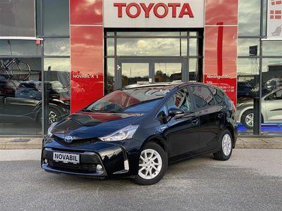 brugt Toyota Prius+ 1,8 B/EL H3 134HK 5d Aut. A+