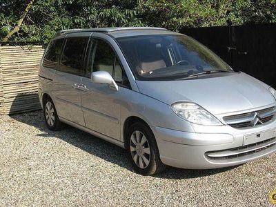 brugt Citroën C8 6 pers, HDi 16V Prestige aut. personbil