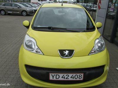 brugt Peugeot 107 1,0 12V Trendy 68HK 3d