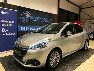 brugt Peugeot 208 BlueHDi 100 Desire