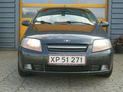 brugt Chevrolet Kalos 1,4 8V SE
