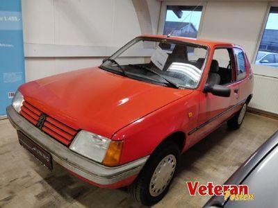 brugt Peugeot 205 1,9 aut. 3d