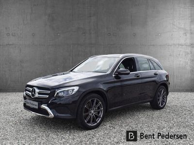 brugt Mercedes GLC350 3,0 D 4-Matic 9G-Tronic 258HK 5d 9g Aut.