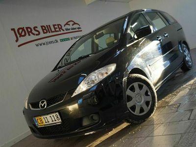brugt Mazda 5 2,0 DE 110 Comfort+ Van