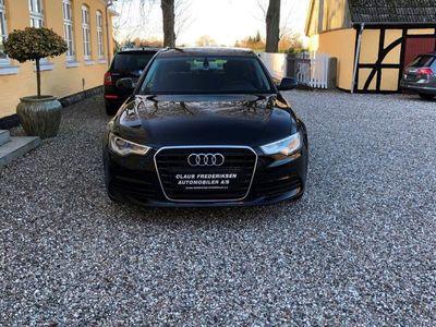 used Audi A6 3,0 TDi 204 Multitr.