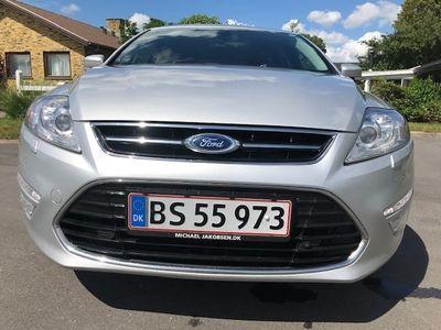 brugt Ford Mondeo 2.0 TDCi (163 HK) Stationcar Forhjulstræk Automatisk