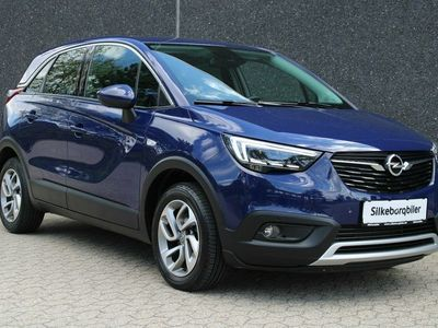 gebraucht Opel Crossland X 1,2 T 110 Innovation aut.