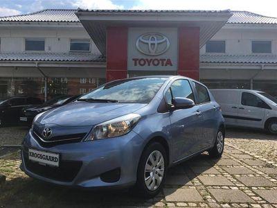 used Toyota Yaris 1,3 VVT-I T2 100HK 5d 6g