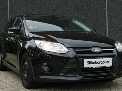 brugt Ford Focus 1,6 TDCi 115 Trend stc.
