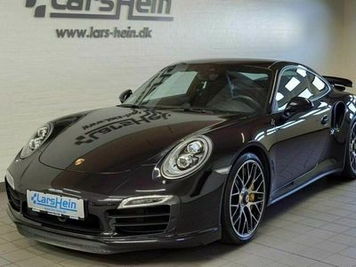 brugt Porsche 911 Turbo S 3,8 Coupé PDK