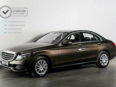 used Mercedes C220 d 2,2 aut.