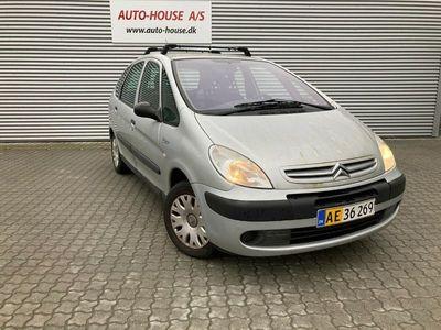 brugt Citroën Xsara Picasso 1,6i 8V 95 Comfortvan