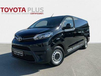 brugt Toyota Proace Long 2,0 D Comfort 122HK Van 6g C