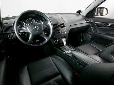 brugt Mercedes C220 2,2 CDi AMG aut.